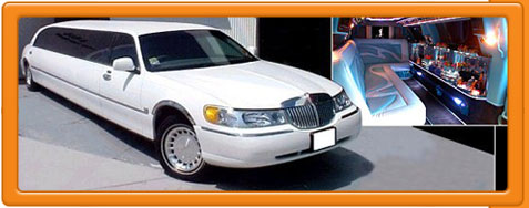 Limo hire Corby