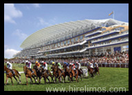 Limo Hire to Berkshire to Ascot Races