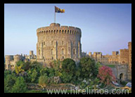 Limo Hire Berkshire to Windsor Castle