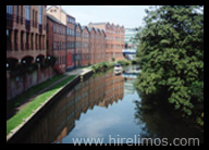 Limo Hire Guildford to Guildford Canal