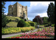 Limo Hire Guildford to Guildford Castle