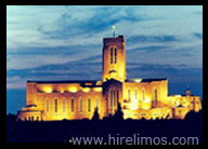 Limo Hire Guildford to Guildford Cathedral