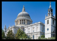 Limo Hire London to St Pauls Cathedral