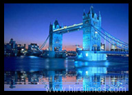 Limo Hire London to Tower Bridge