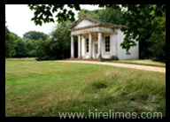 Limo Hire Middlesex to Osterley Park