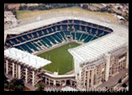 Limo Hire Middlesex to Twickenham Stadium