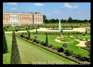 Limo Hire Surrey to Hampton Court Palace