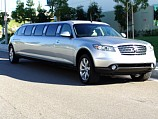 World's First Infiniti Limo